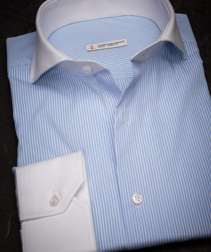 New York Blue Shirt